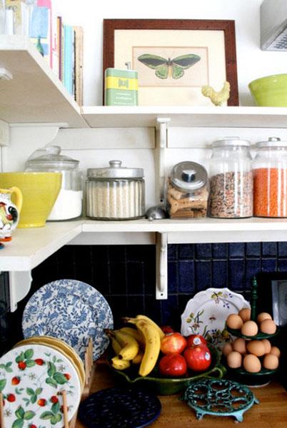 Стильное решения для старой кухни