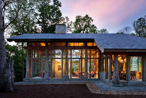 Treehouse, Теннесси