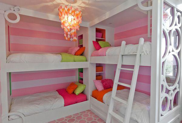 Две кровати – один угол