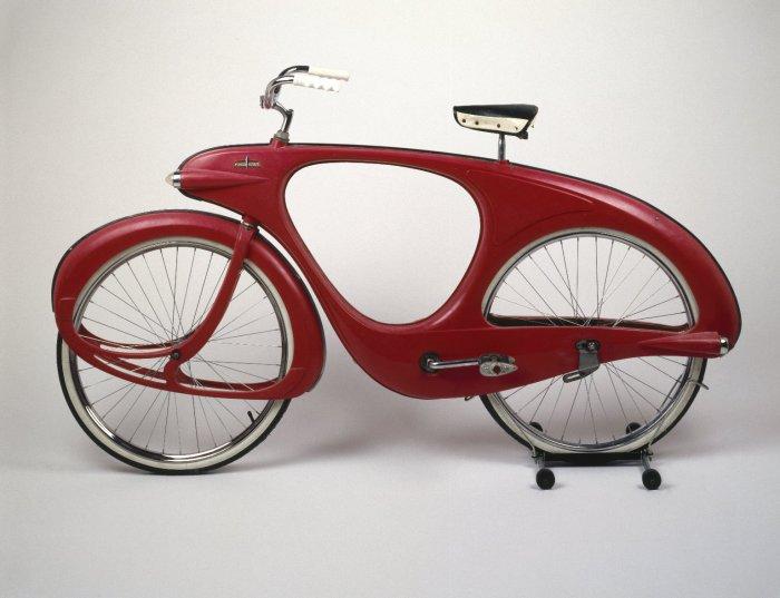 Велосипед  Бенджамина Боумена