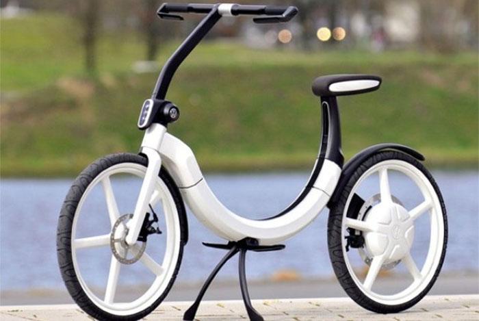 Велосипед в стиле БМВ