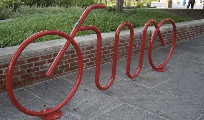 Фейковый велосипед