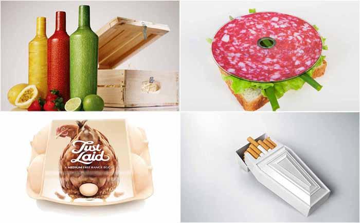 20 примеров потрясающего дизайна упаковки товара