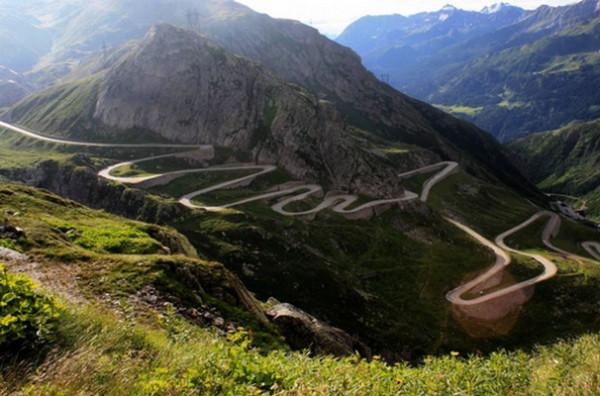 Дорога Transfagarasan, Румыния
