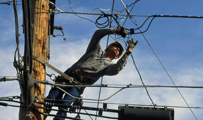Кабельщики и электрики