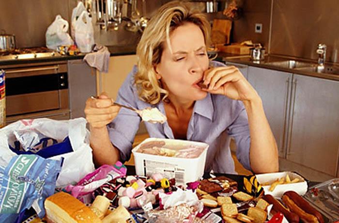 Заедание стрессов