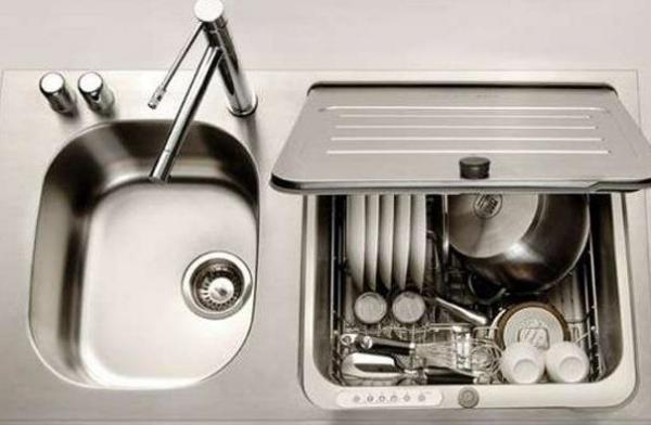 Посудомоечная машина Briva In-Sink