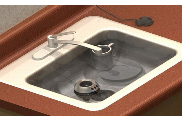 Посудомоечная машина Bubble Dishwasher