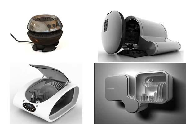 Ультрасовременные идеи для посудомоечных машин, или как перемыть посуду