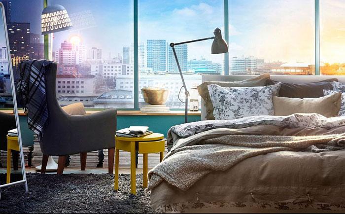 Мебель из обычных магазинов: 25 симпатичных интерьеров спален по доступным ценам