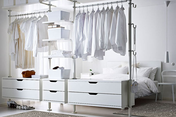 Система STOLMEN для спальни