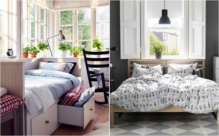 Кровати бывают разными