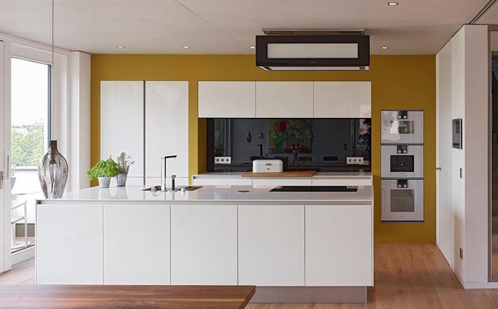 Идеи интерьер кухни