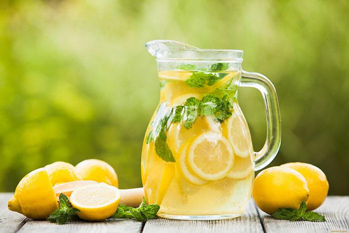 Лимонный сюрприз
