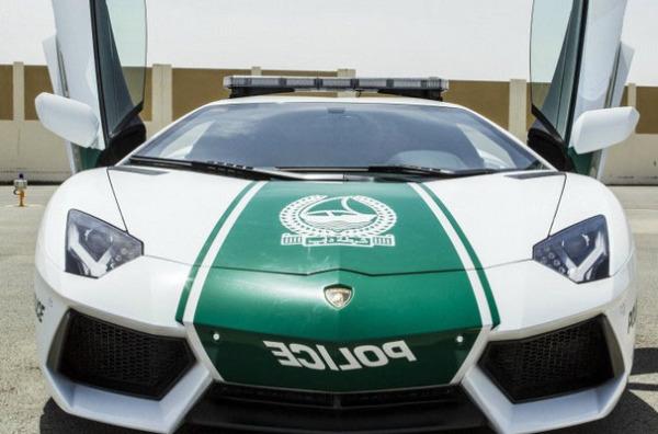 Самые дорогие полицейские машины в мире