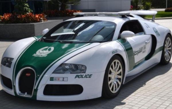 Bugatti Veyron в ОАЭ