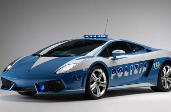 Lamborghini Gallardo в Италии