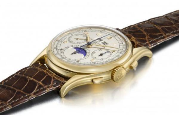 Часы Patek Philippe № 1527