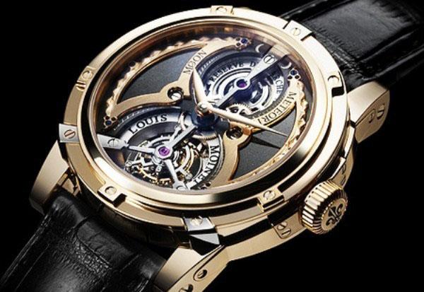 Часы Meteoris от Louis Moinet