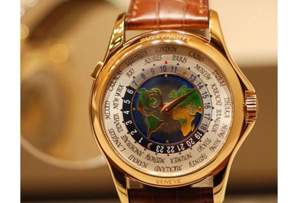Платиновые часы Patek Philippe