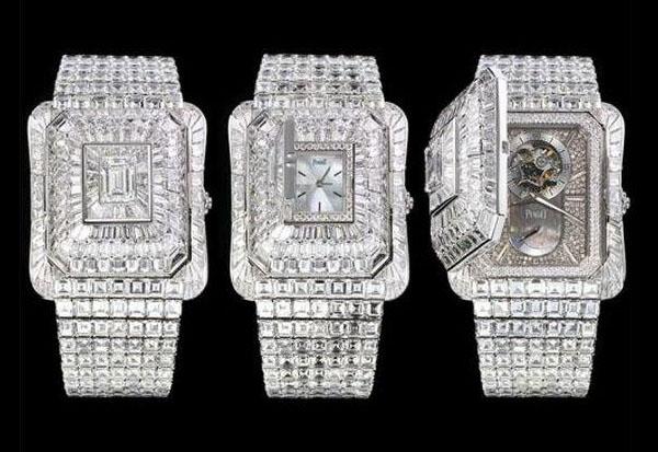 Часы Emperador Temple от Piaget