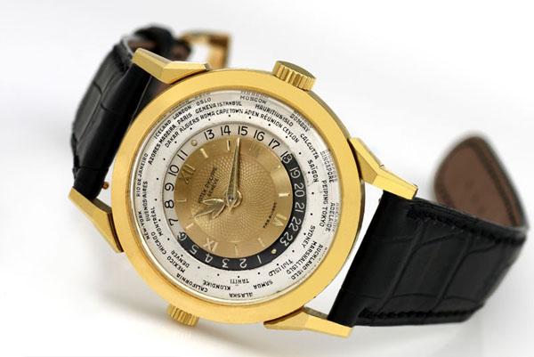 Часы Heures Universelles, модель 2523, Patek Philippe