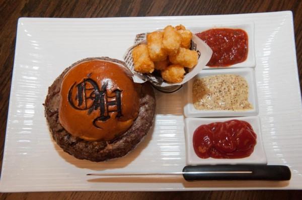 Обед в The Old Farmstead Steakhouse, Нью Йорк.