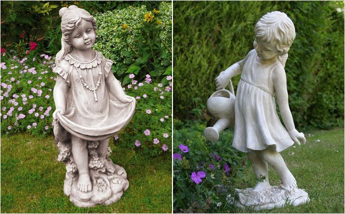 Детская скульптура для любой тематики и стиля