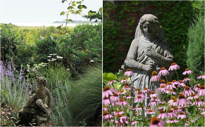 Статуи должны быть видны даже в траве