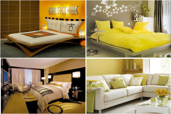 20 идей по созданию эффектного дизайна интерьера в желтом цвете