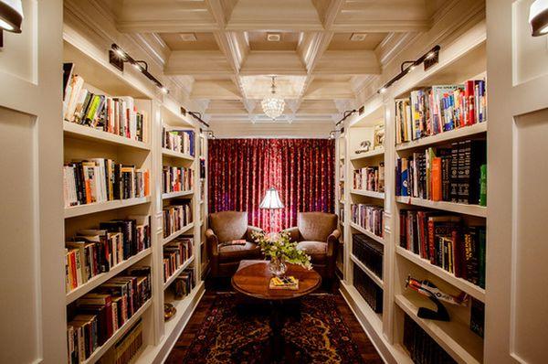 Домашняя библиотека от Lee Jean-Gilles