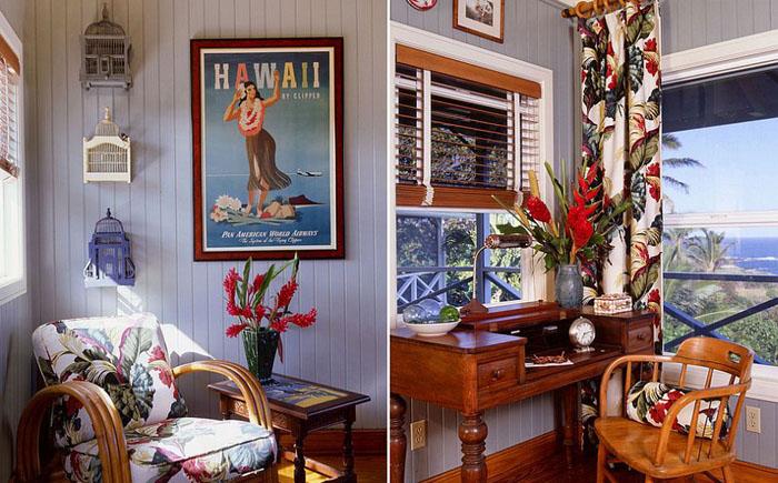 Яркие краски в домашнем офисе от Cynthia Marks – Interior