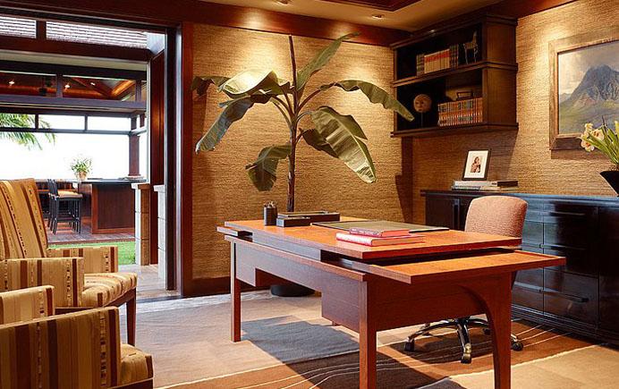 Домашний офис от GM Construction