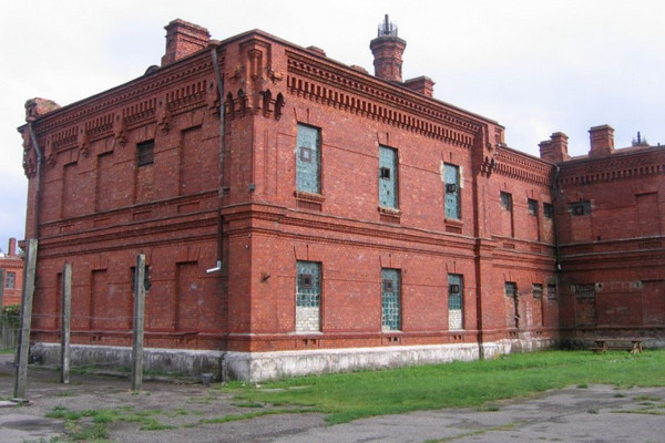 Тюрьма Karosta, Лиепая, Латвия