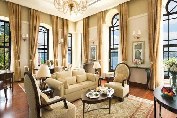 Отель «Четыре сезона», Стамбул, Турция