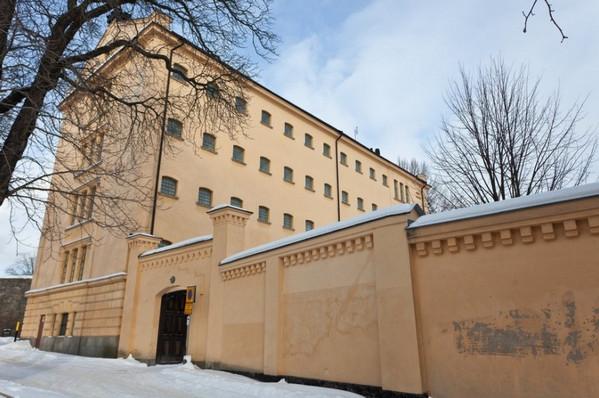 Отель Langholmen, Стокгольм, Швеция