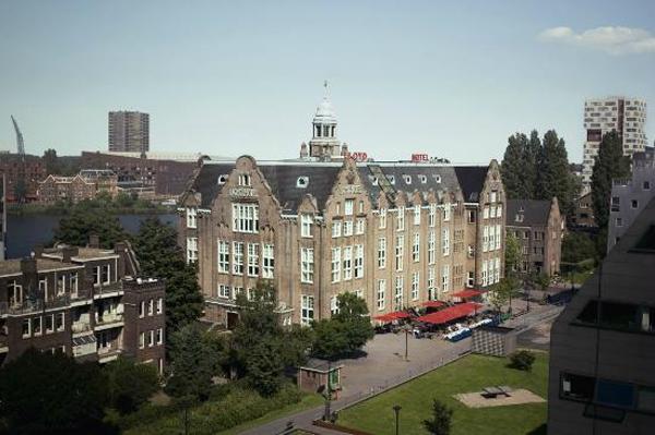 Отель Lloyd, Амстердам, Нидерланды