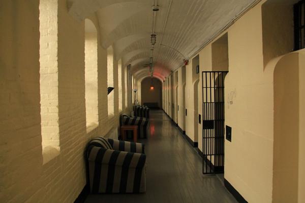 Хостел Ottawa Jail Hostel, Онтарио, Канада