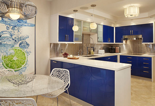 Кухня от Arnold Schulman Design Group