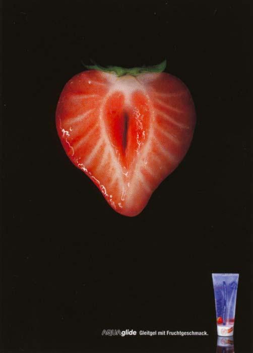 Лубрикант с фруктовым вкусом