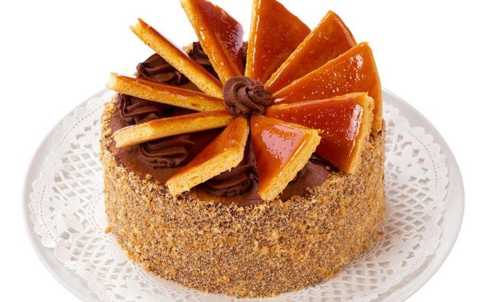 Какие бывают пирожные названия