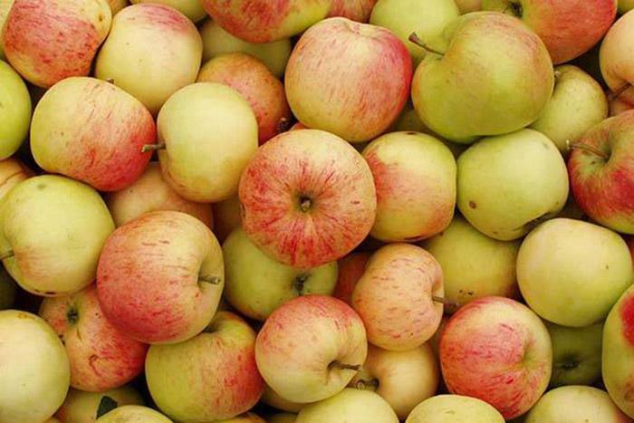 Коктейль яблочно-кефирный