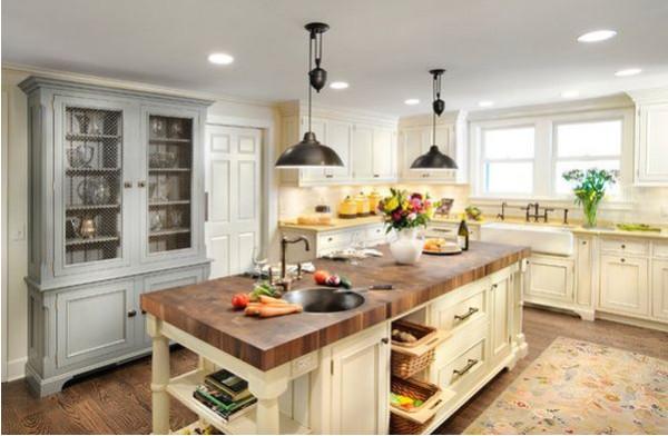 Корзины на кухне - стильно и удобно