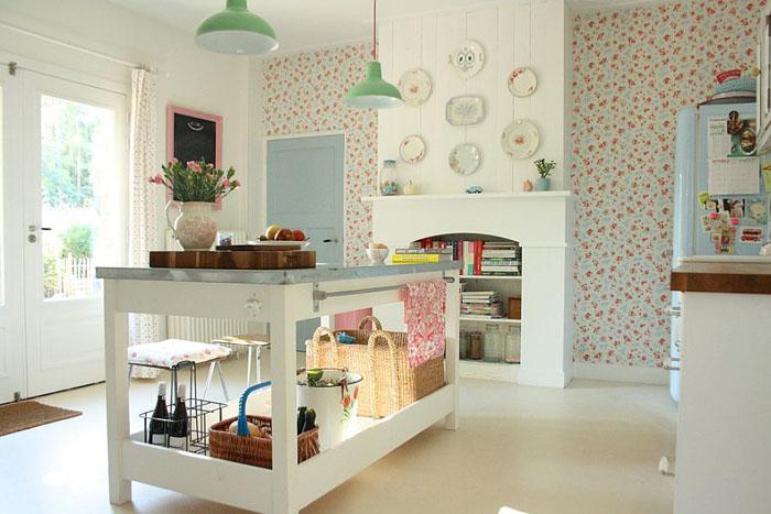 Интерьер кухни от Love, Thomas Creative Interiors