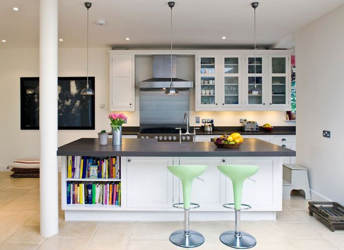 Интерьер кухни от Abode Architects