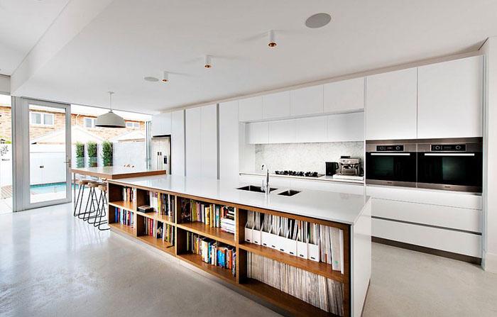 Интерьер кухни от Mata Design Studio