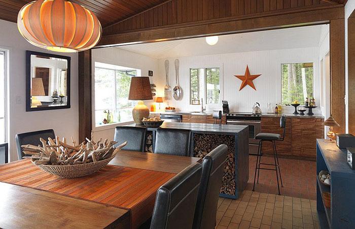 Интерьер кухни от Johnson   McLeod Design Consultants