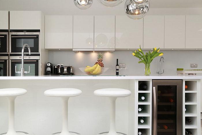 Интерьер кухни от LWK Kitchens</a> London