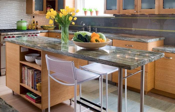 Кухонный остров-стол