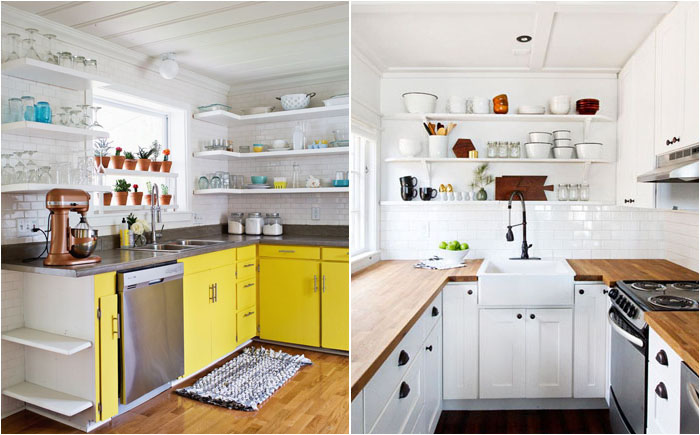 10 креативных идей модернизации кухни
